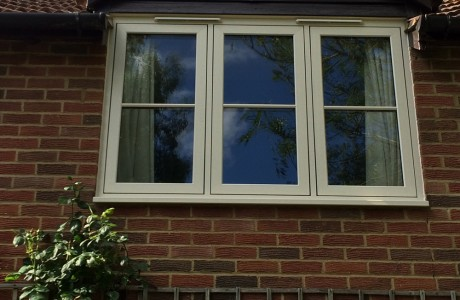 Flushing Sash Windows